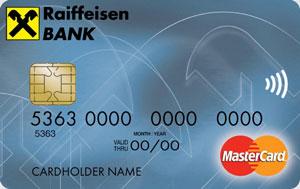 Райффайзен Банк - Кредитная карта